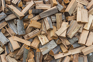 Cut and Split Firewood